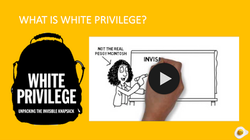 What is White Privilege? Peggy McIntosh unpacks the invisible knapsack.