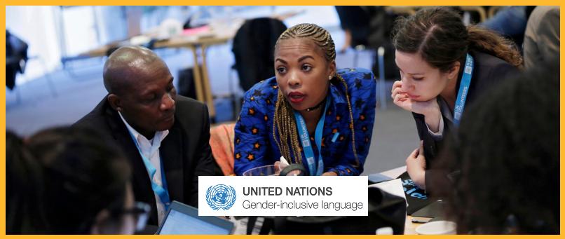 United Nations Gender-Inclusive Language