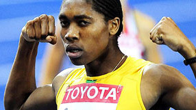 The Caster Semenya case, Miami Beach