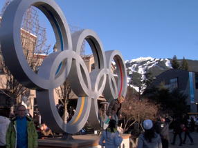 Stop over at Vancouver 2010 Winter Olympics