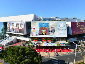 Registered for MipDoc in Cannes