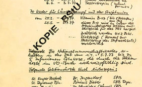 Stasi Police Files in our hands