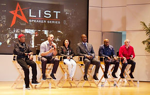 The Chicago Crusader article on the 2016 A-List Speaker Series