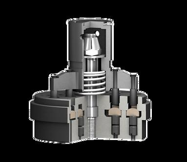 Разгрузочное устройство для клапанов КСК