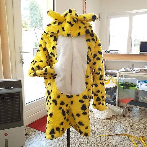 """Costume de carnaval """"guépard"""""""
