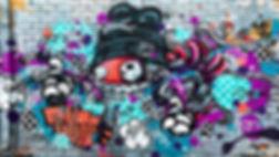 Grafiti - Blog  -Wall