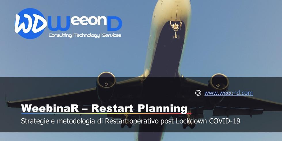 WeebinaR - Restart Planning Strategy - slot 3