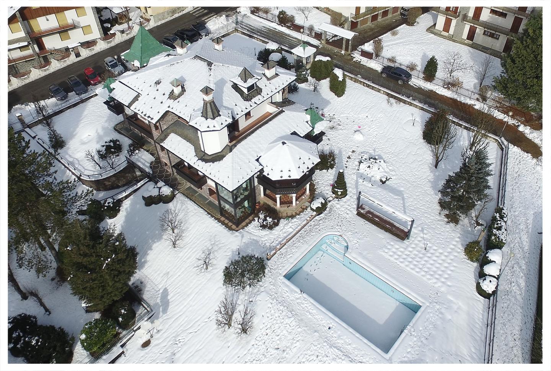 VILLA PASSERA - Inverno