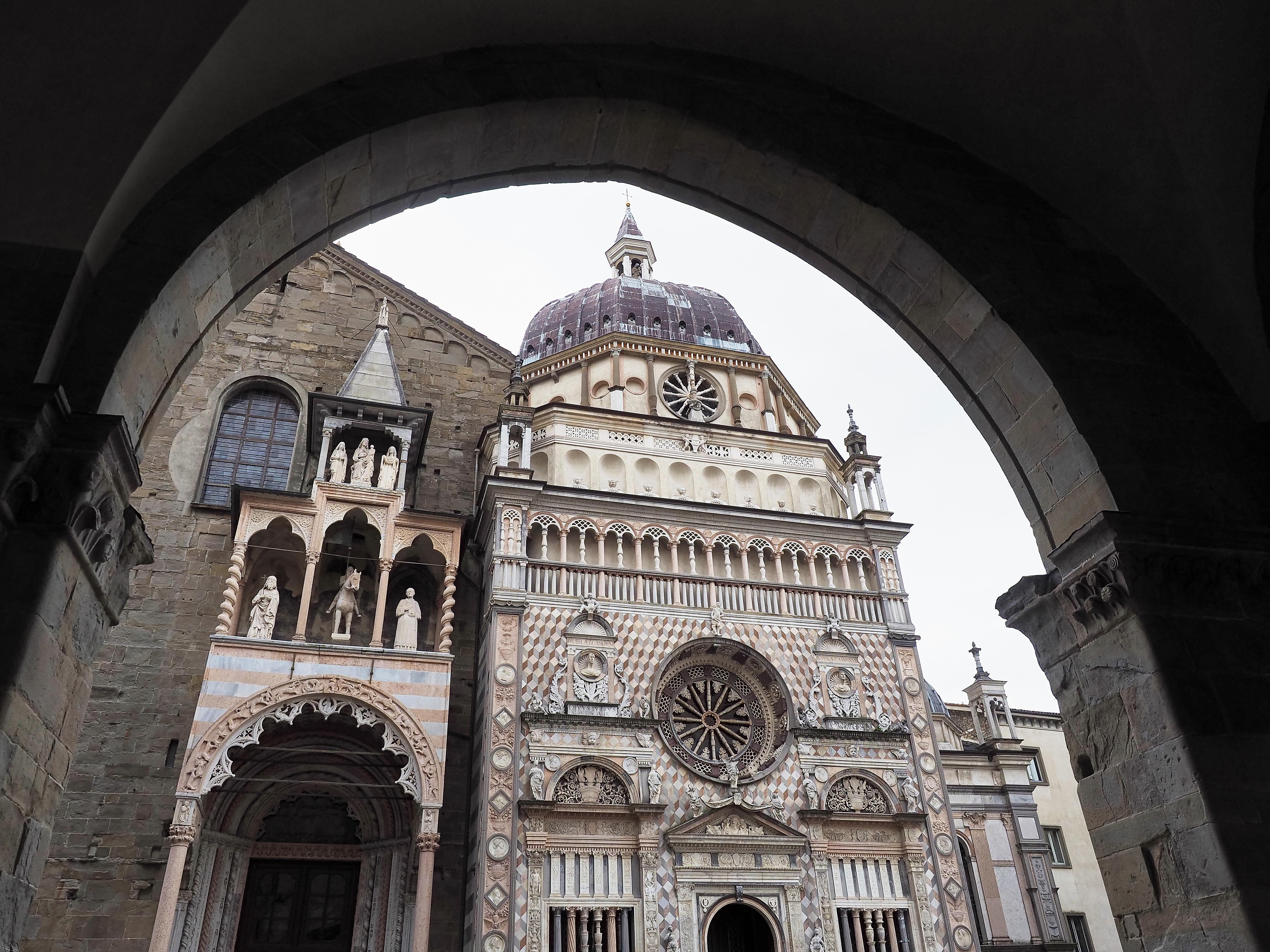 BERGAMO cappella colleoni shutterstock_2