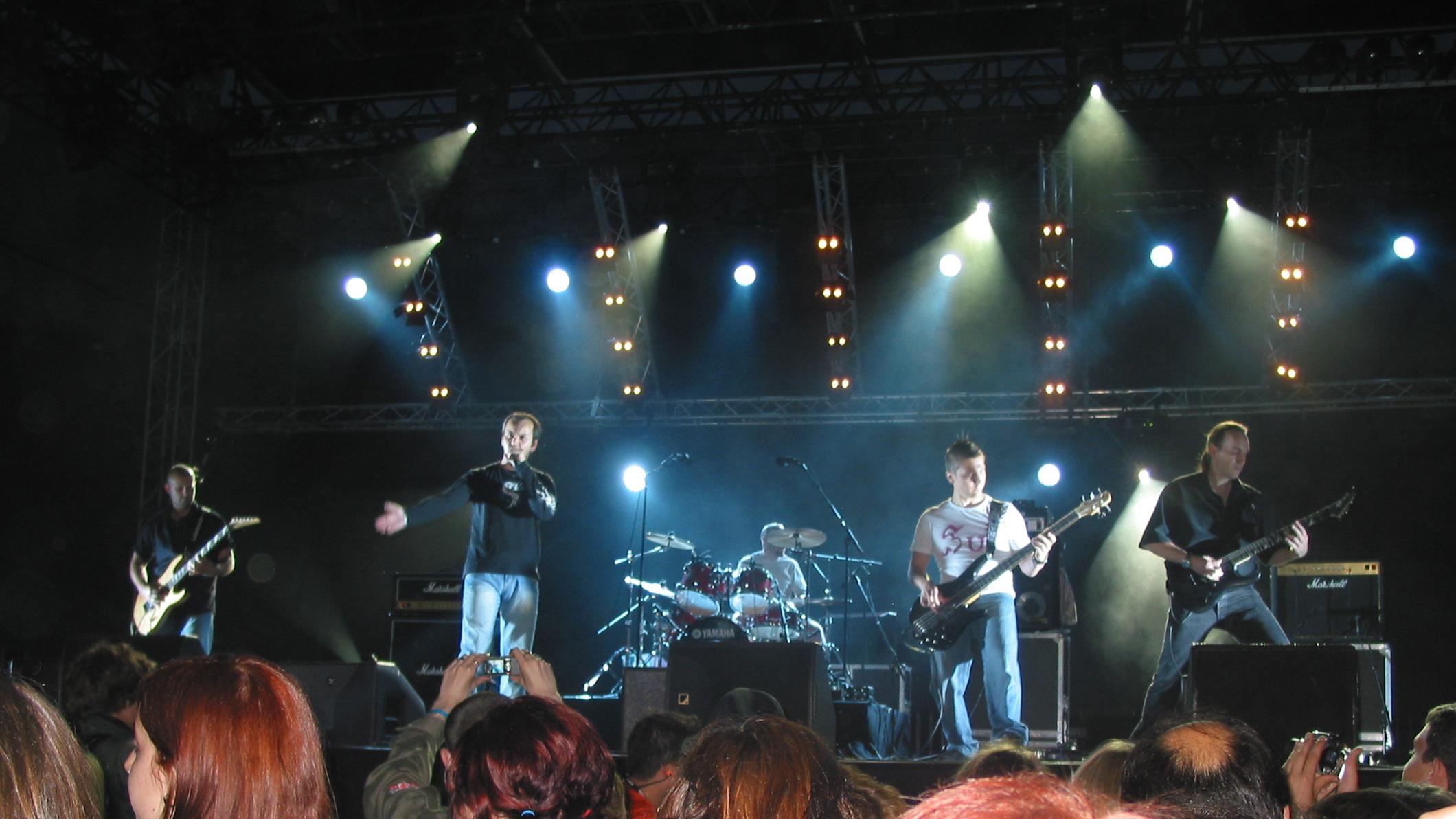 Festival Montereau 2007