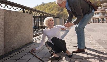 Falls Prevention for Seniors