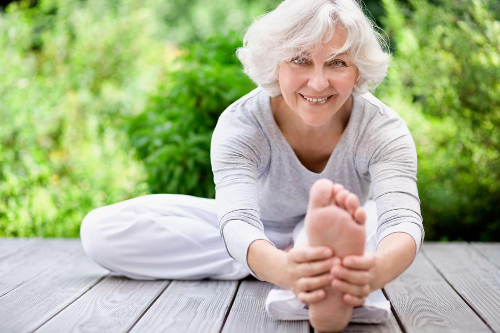 Mobility and Flexibility for seniors Sunshine Coast exercise physiology