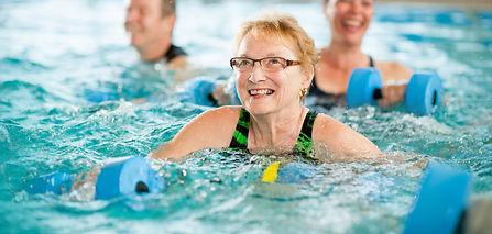 FCW Arthritis Aquarobics