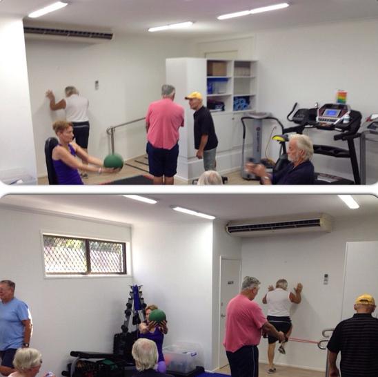 Group Exercise for Seniors Sunshine Coast