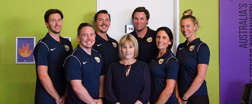 Full Circe Wellness Sunshine Coast Team Photo