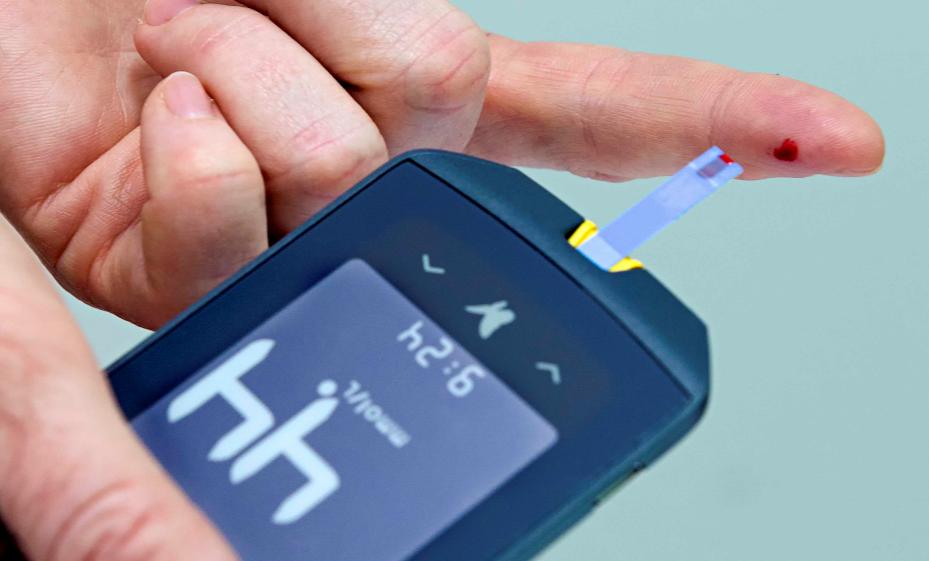 Blood glucose monitoring