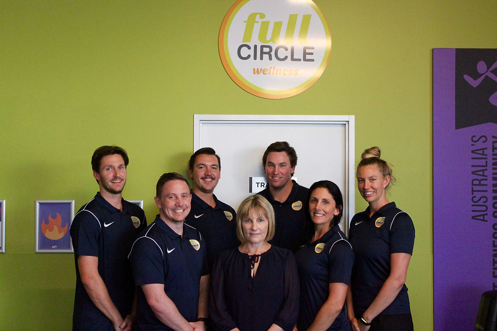 Full Circle Wellness Exercise Physiology Sunshine Coast