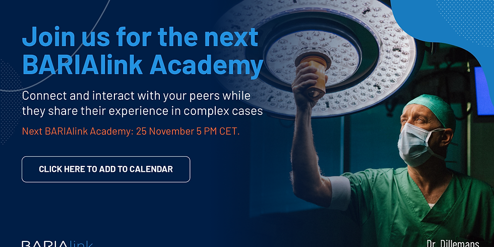 48th BARIAlink Academy