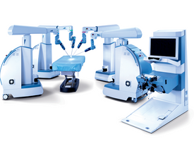 TransEnterix gains CE Mark for machine vision system in robotic surgery