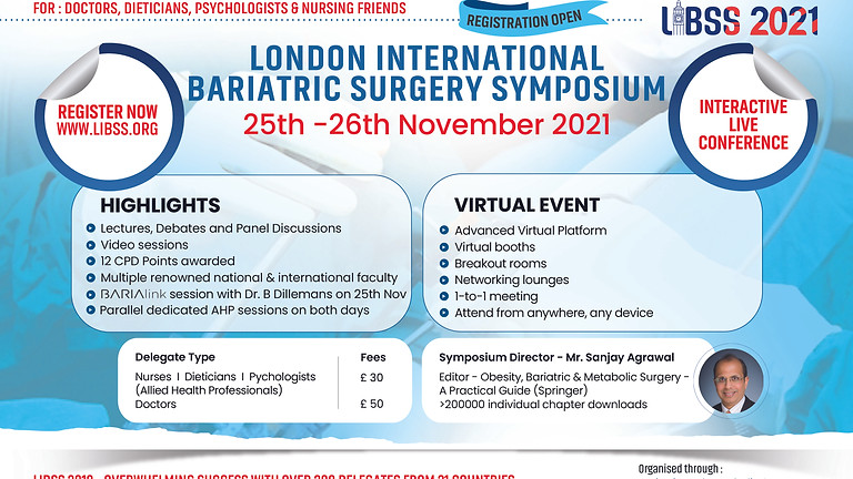 London International Bariatric Surgery Symposium (LIBSS)
