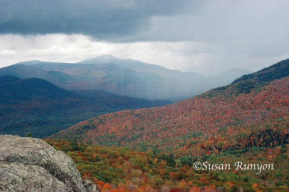 Fall Storm-View of Giant from Owl's Head