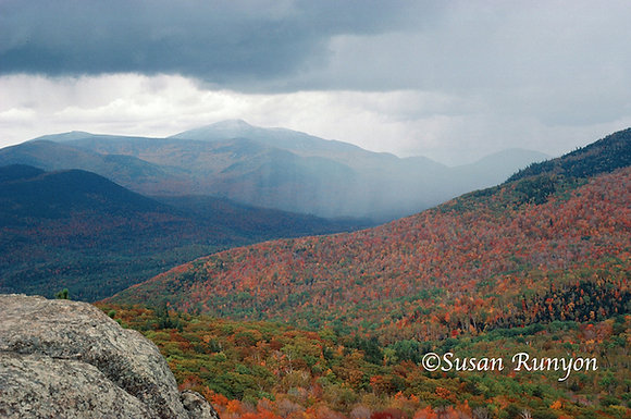 4 - Fall Storm - View of Giant from Owl's Head
