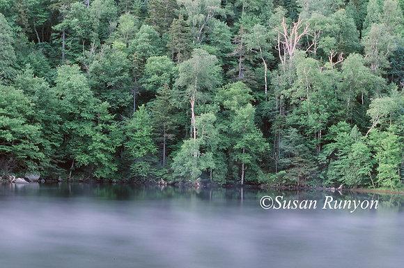 11 - Mist on Cascade Lakes