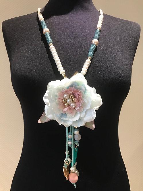 Collier Fleur ANNA
