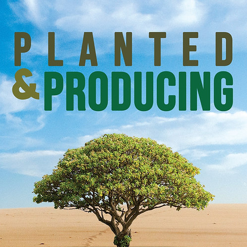 Planted & Producing (Autographed Copy)