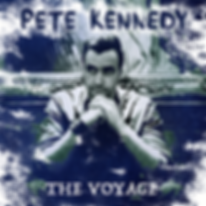 Pete Kennedy The Voyage Cover Art
