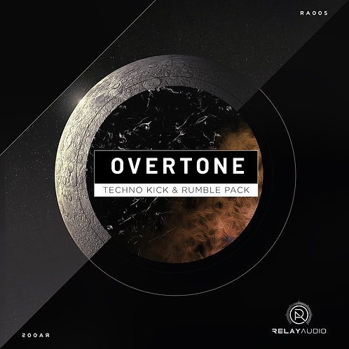 Overtone [Techno Kick & Rumble Sample Pack]
