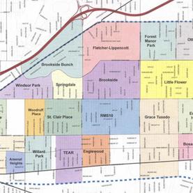 NESCO Map