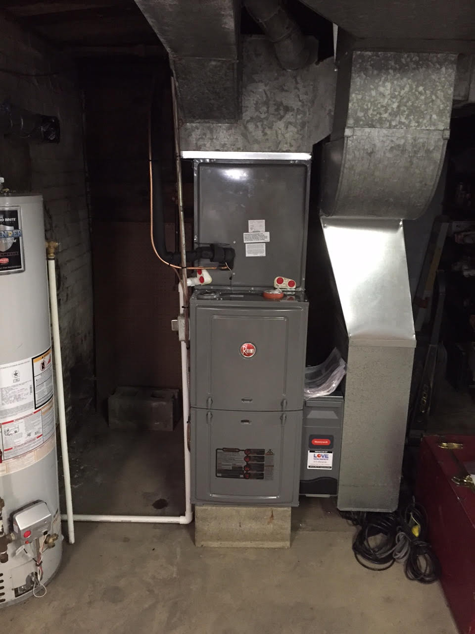 Prep your furnace for cooler weather