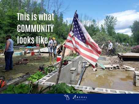 What Community Looks Like - Strength