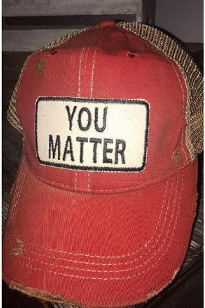 You Matter Hat