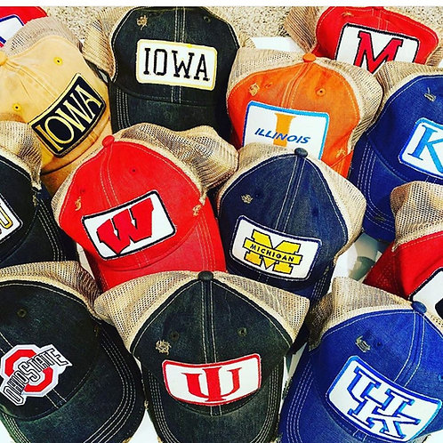 Custom College Hat