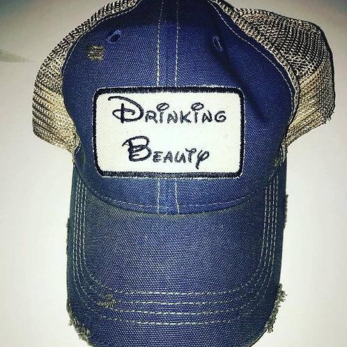 Drinking Beauty Hat
