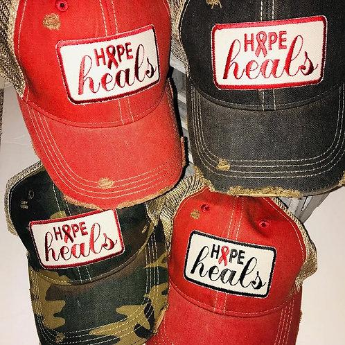Hope Heals Hat