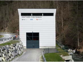 Amex Mono© Seal helps hydropower plant seal leaking joints in the Dientenbach Hydropower Plant