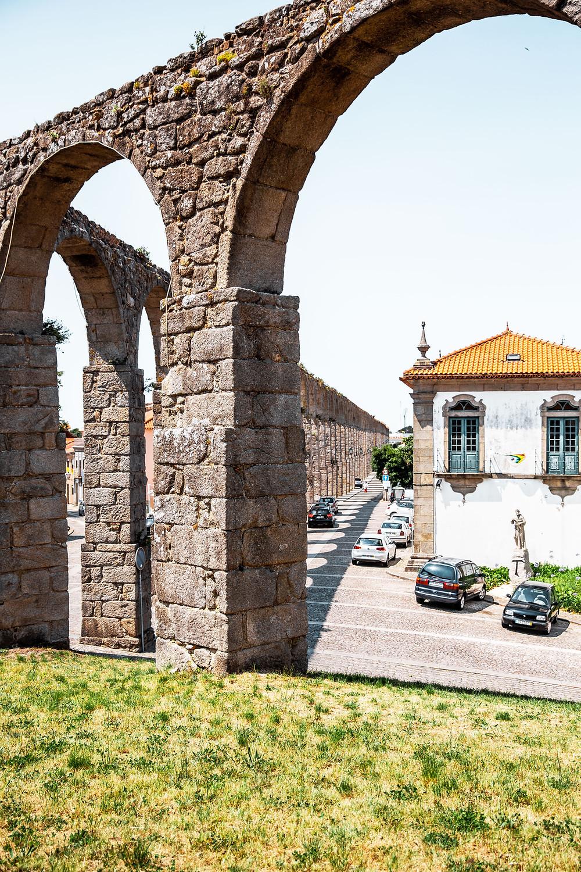 Aqueduct System, Viana do Castelo, Portugal ©ChristopherLarson