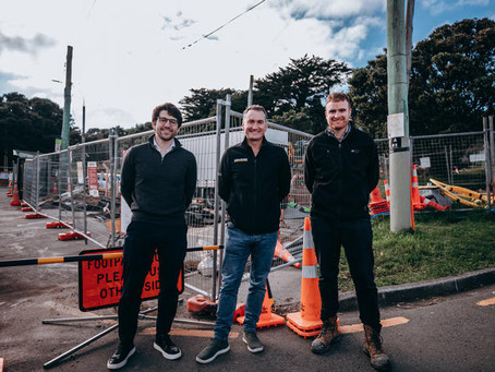SaniTube saves Wellington Water