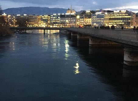 SaniTube® repariert Wasserrohr während der Wintermonate in Genf, Schweiz
