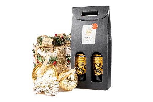 Gift Box 2 bt  Rosso di Campetroso