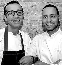 Antonio e Gino Sorbillo