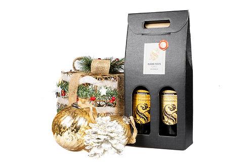 Gift Box 2 bt Vermentino & Rosso di Campetroso