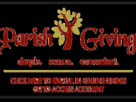 Help our parish /  Ayudar la parroquia