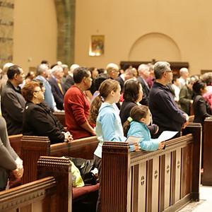 Cardinal Tobin Mass