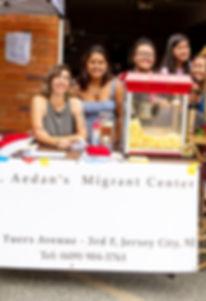 St. Aedan's: The Saint Peter' University Church social justice migrant center