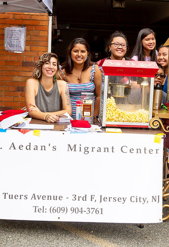 St. Aedan's: The Saint Peter' University Church social justice migrant center