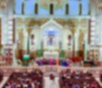 St. Aedan's: The Saint Peter' University Church Arts on Bergen